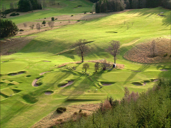 Pitlochry golf course